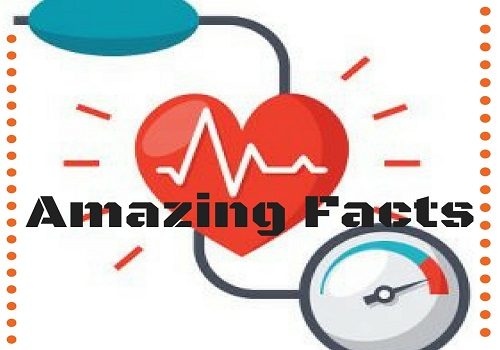 Know amazing facts about your blood pressure