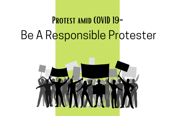 America Protests Amid COVID 19- How To Ensure Safety?