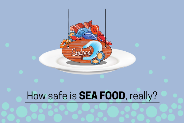 Amid Alarming Ocean Pollution, Is Seafood Even Safe?