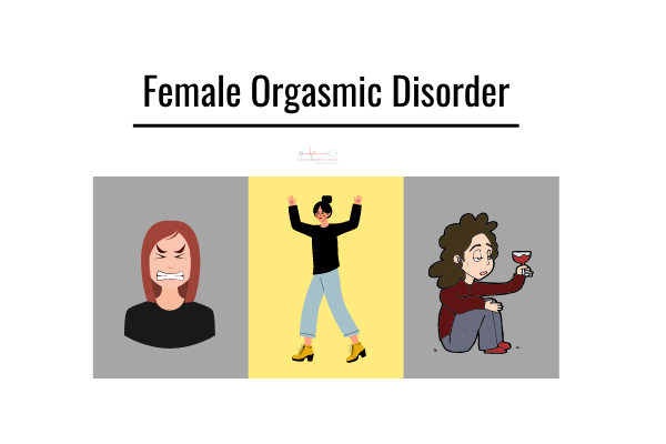 Anorgasmia: The Female Orgasmic Disorder
