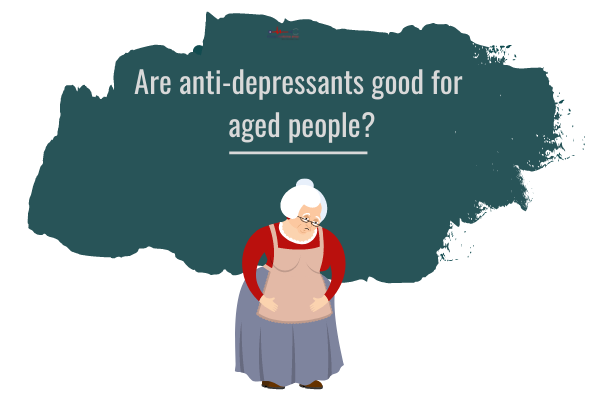 Antidepressant Risk Factors For Aged People