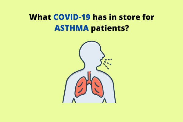 COVID19 AND ASTHMA PATIENTS: SHOULD THEY BE MORE WORRIED?