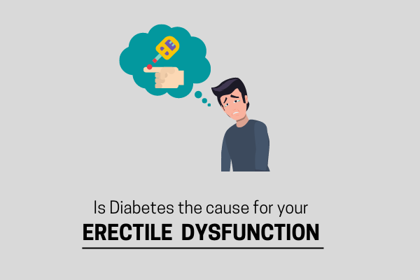 Can Diabetes Cause Erectile Dysfunction?