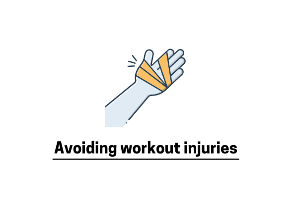 How To Avoid 5 Common Work-out Injuries?