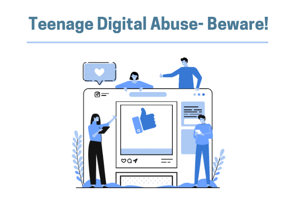 Digital Dating Abuse- Teenagers Are At Higher Risk