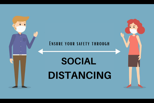 There are a lot of diseases that can be prevented though social distancing.