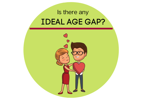 Do relationships have an ideal age difference?