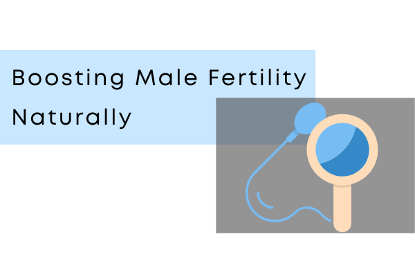 HOW TO BOOST MALE FERTILITY NATURALLY