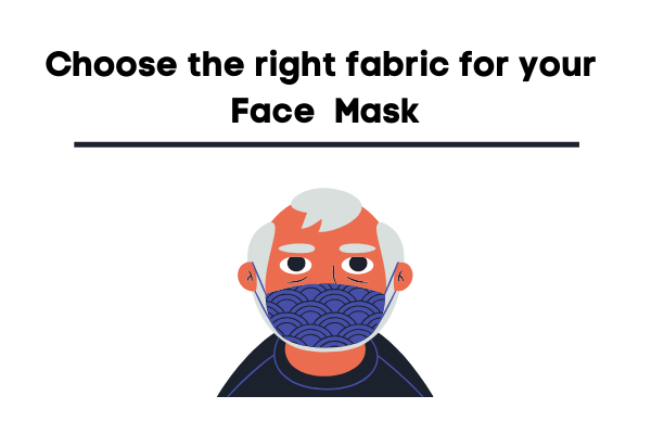 right fabric for your face mask