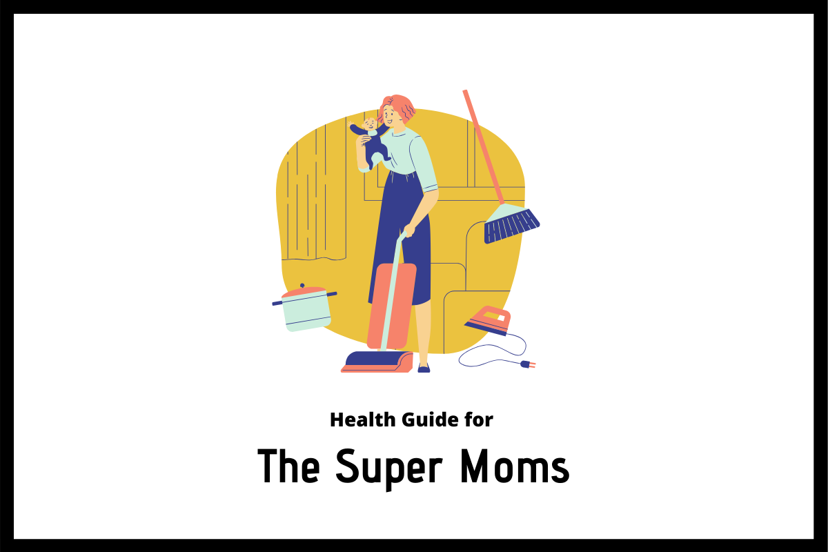 How To Stay Healthy As A Busy Mom?