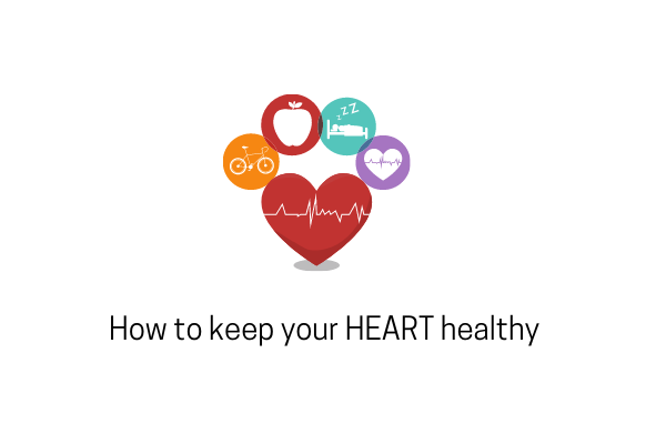 5 Tips For A Better Heart Health