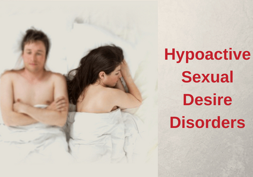 Hypoactive Sexual Desire Disorder Impairs A Quality Of Life