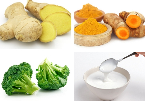 4 Food Items That Boost Immune System