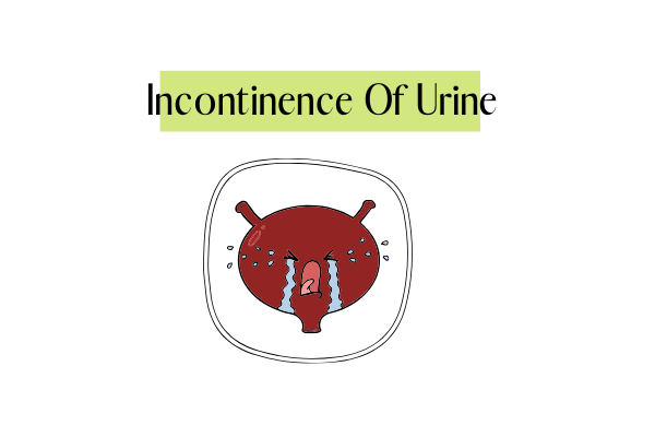 Incontinence  Of  Urine In Males