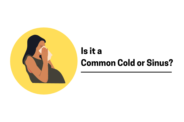Is It A Common Cold Or Sinus?