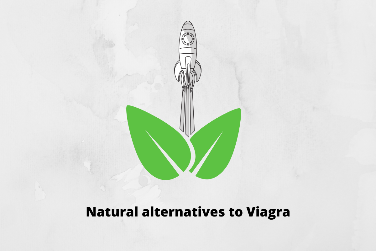 What Are The Natural Alternatives To Viagra?