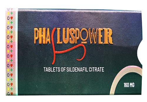 phallus power 160 mg (sildenafil citrate)