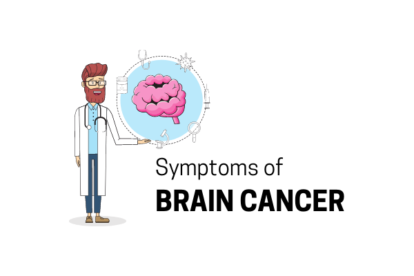 brain cancer symptoms