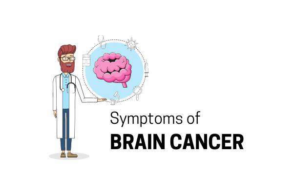 Symptoms Of Brain Cancer - Beware!