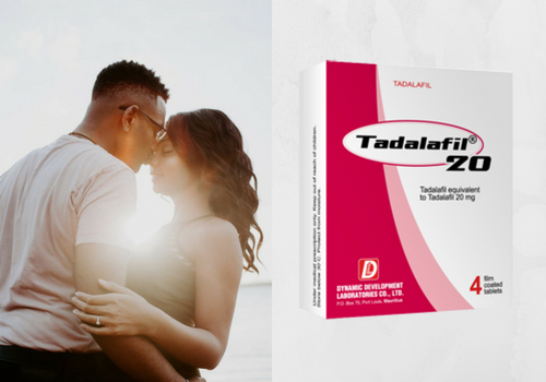 Efficacy Of Tadalafil On Men's Health