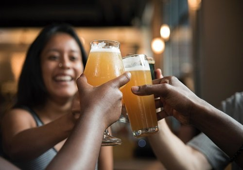 Pour your Wellbeing – Have Some Beer!