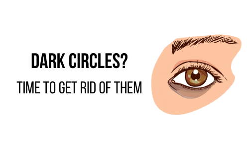 Worried Of Dark Circles? Try This