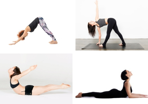 Best Four Exercises To Ease Back Pain