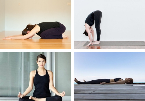 Yoga Postures To Improve Mental Health