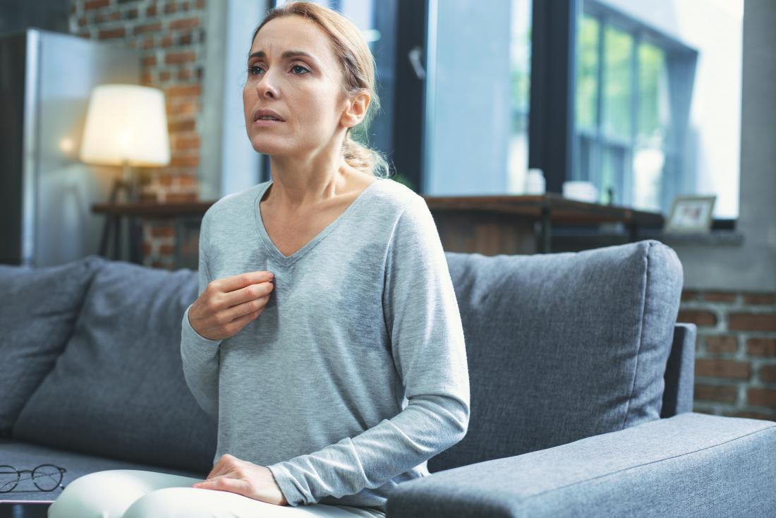 Know The Possible Causes Of Hot Flashes