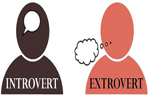 Know your nature of personality - Introvert or Extrovert