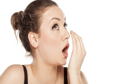 Bad Breath Can Be A Sign Of A Problem