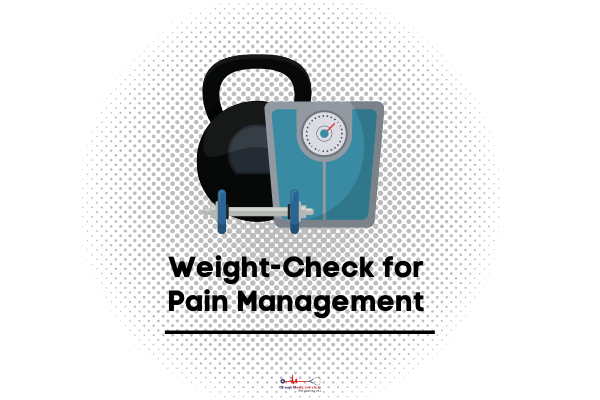 weight loss and pain management