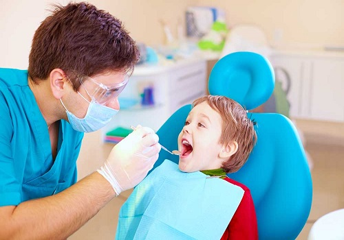 Dental Sedation in kids