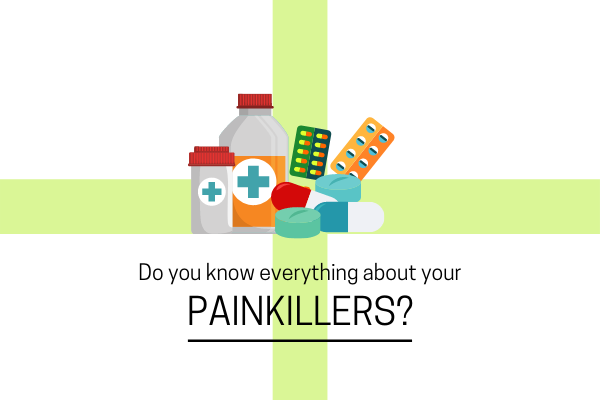 pain relievers truth