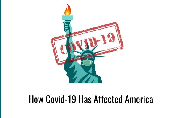 covid 19 impact on america