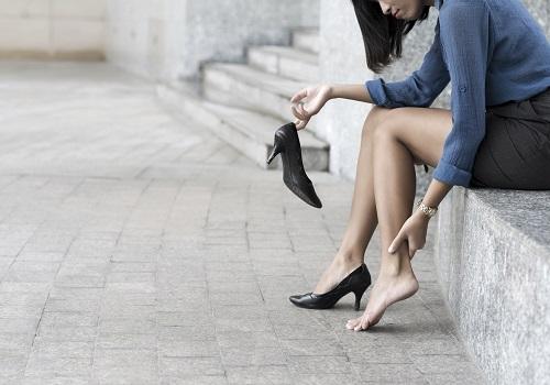 Dealing with a Nasty Heel Ache!