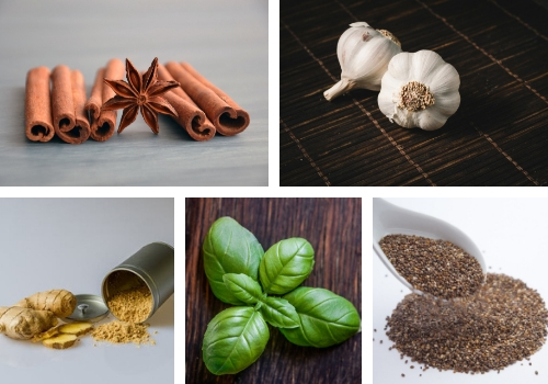 5 Herbs To Treat Hypertension