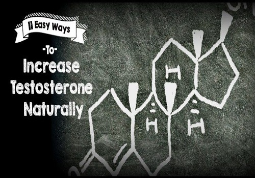 4 Natural Ways To Increase Testosterone Level