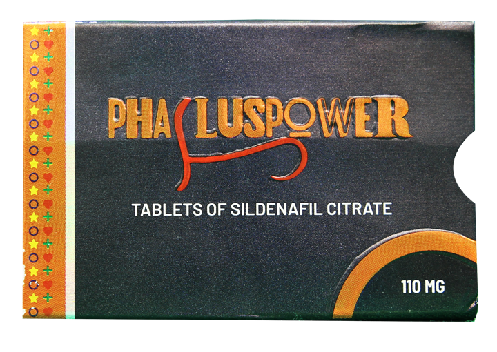 Phallus Power 110 Mg