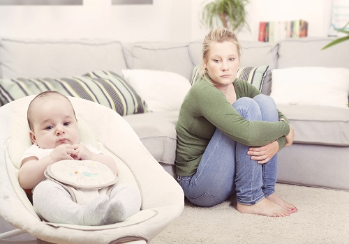 Adversely Postpartum Depression Affects