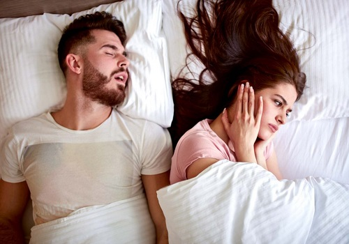 snoring- how it affects and its treatment
