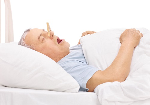 Get rid of stubborn Snoring