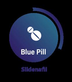 ED Blue Pill